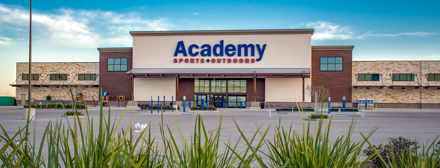 Academy Sports + Outdoors Store #321 - Arch-Con Corporation