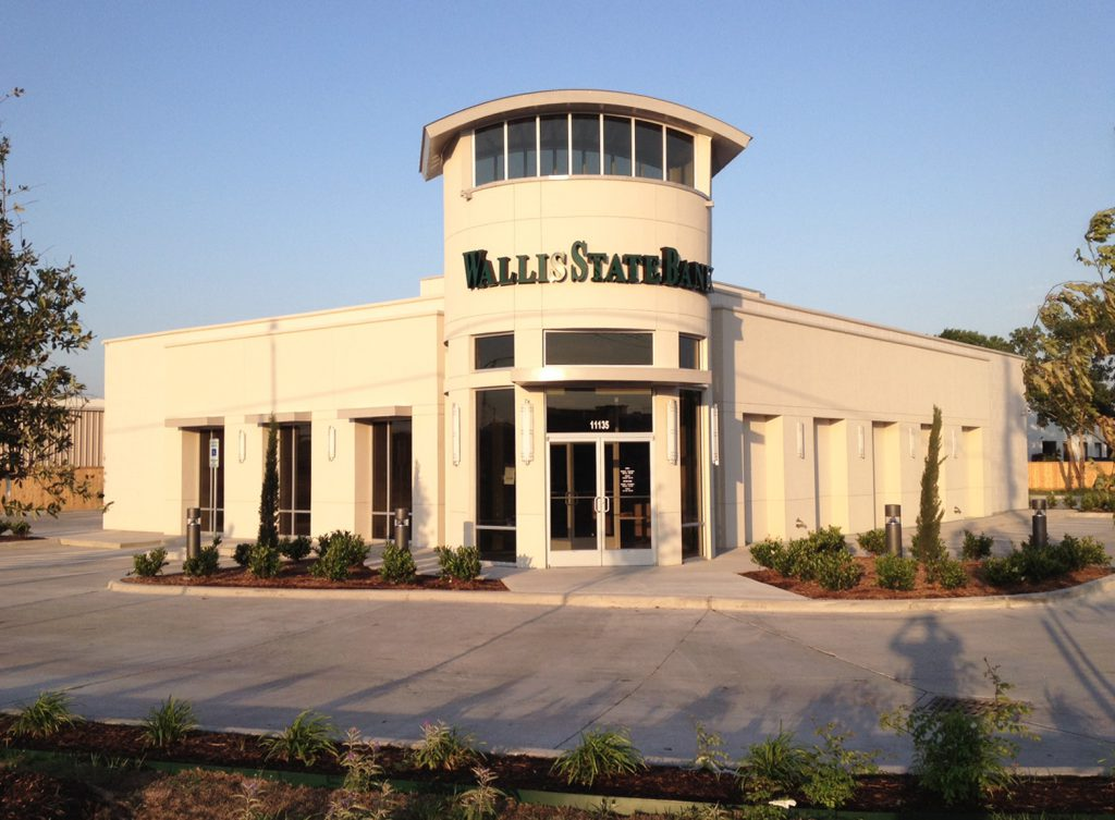 Wallis State Bank - Dallas - Fixed Reduced